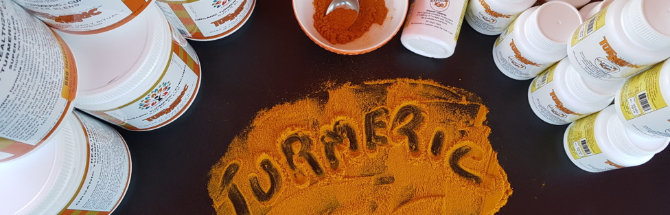 Started with the Turmeric